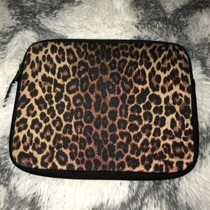 Lucky Brand Cheetah Neoprene iPad Case